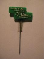 Pin D.O.V.O Suikerwerken Princess Chocolade (GA5746) - Levensmiddelen