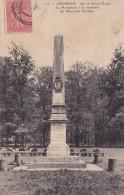 MONUMENT A LA MEMOIRE DU MARECHAL BERTHIER   GROSBOIS (dil173) - Monuments Aux Morts