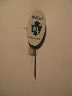 Pin Maple Leaf Kauwgom (GA5780) - Alimentation