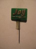 Pin Joy Gezond En Razend Lekker (GA5788) - Levensmiddelen