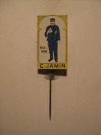 Pin Postbode Jamin (GA5798) - Postes