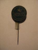 Pin Superchocolade Jacques (GA5799) - Alimentation