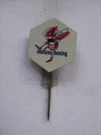 Pin Mellona Honing (GA5862) - Alimentation