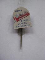 Pin Vlaams Koffiekoekje (GA5863) - Alimentation