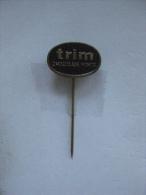 Pin Trim Chocolade Mints (GA5883) - Alimentation