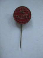 Pin Superchocolade Jacques (GA5922) - Levensmiddelen