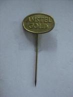 Pin Amstel Gold (GA5934) - Bier