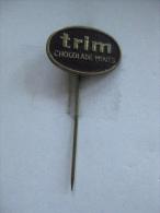 Pin Trim Chocolade Mints (GA5941) - Alimentation