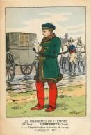 Napoléon - Bonaparte - Empereur-**Napoléon Dans Sa Berline De Voyage - Campagne - 1807 ** Cpa - Bon état - Ill;Toussaint - Storia
