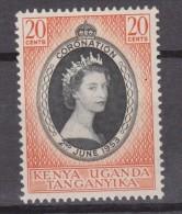 KUT, 1953, SG 165, MNH - Kenya, Oeganda & Tanganyika