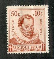 7846x   Belgium 1942  Scott #B321*  Offers Welcome! - Ongebruikt