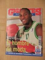 GIGANTES DEL SUPERBASKET, 527, 11-12-1995. RICHARD SCOTT. - Revistas & Periódicos