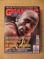 GIGANTES DEL SUPERBASKET, 528, 11-12-1995. MICHAEL JORDAN. - Revistas & Periódicos