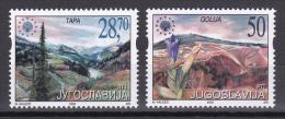 Yugoslavia - 2002 - ( European Nature Protection ) - MNH (**) - 1992-2003 Repubblica Federale Di Jugoslavia