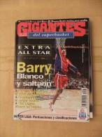 GIGANTES DEL SUPERBASKET, 537, 13-02-1996. ALL STARS. BARRY, O'NEAL, JORDAN. - Revistas & Periódicos