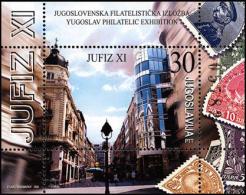 Yugoslavia - 2002 - ( JUFIZ XI Philatelic Exhibition ) - MNH (**) - 1992-2003 Repubblica Federale Di Jugoslavia