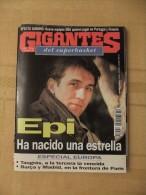 "GIGANTES DEL SUPERBASKET, 540, 05-03-1996. JUAN ANTONIO SAN EPIFANIO ""EPI"". - Revistas & Periódicos"
