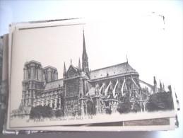 Frankrijk France Frankreich Paris Notre Dame - Notre-Dame De Paris