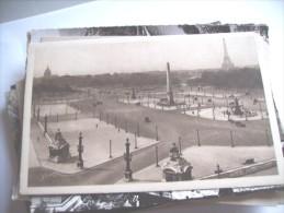 Frankrijk France Frankreich Paris Place De La Concorde Yvon - Notre-Dame De Paris