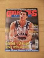 GIGANTES DEL SUPERBASKET, 544, 02-04-1996. SANTOS, ORENGA. REAL MADRID. - Revistas & Periódicos