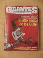 GIGANTES DEL SUPERBASKET, 547, 23-04-1996. CHICAGO BULLS. DENNIS RODMAN. - Revistas & Periódicos