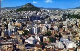 Teil - Ansicht Von Athen - Formato Grande Viaggiata - Grecia