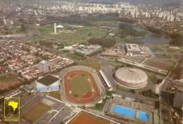 STADIUM STADE ESTADIO STADT STADIO  Aerial View - SAO PAULO - Cp BRASIL - Stades