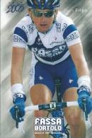 CICLISMO - DARIO FRIGO - Cyclisme