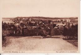 LEMBERG (Moselle)  Vue Partielle De La Cristallerie-Usine-Industrie-VOIR 2 SCANS- - France