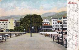 MADEIRA - Karte Gel. Um 1900 - Madeira