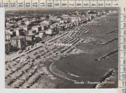 Viserba Rimini Panorama Dall'aereo  Piega Laterale  Vg - Rimini