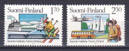 Finland - 1987 - ( Natl. Tourism Cent. ) - MNH (**) - Ungebraucht