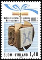 Finland - 1987 - ( Metric System In Finland, Cent. ) - MNH (**) - Ungebraucht