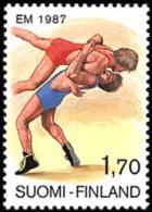 Finland - 1987 - ( European Wrestling Championships ) - MNH (**) - Ungebraucht