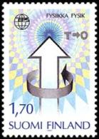 Finland - 1987 - ( European Physics Soc. 7th Gen. Conf. ) - MNH (**) - Ungebraucht