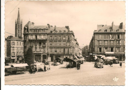 Limoges - Place D'Aisne Vers St-Michel - Limoges