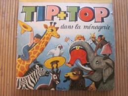 ENFANTINA - LIVRE ANIME - Livre Anim� � Syst�me  TIP -TOP - V. Kubasta - Artia Del Duca Paris --> Praha Prague 1961