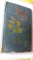 """Ancien Album Publicitaire VIDE De Cartes Postales """"E.Mathias-Tailleur-Confection--POITIERS--Vienne-86-décor De Roses---- - Materiali"""