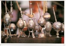 MATES EN LA FERIA DE ANTIGUEDADES DE SAN TELMO ARGENTINA DOTO: EDUARDO ARROSSI EDIT. MAGIART NO CIRCULADA GECKO - Folklore