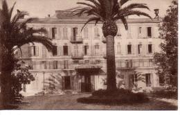 CP - NICE - LA MAISON BLANCHE - INTERNAT POUR LE LYCEE DE JEUNES FILLES - - Monumentos, Edificios