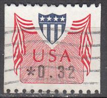 United States    Scott No  CVP31c   Used   Year  1992 - United States