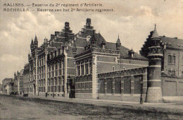 MALINES - Caserne Du 2° Régiment D'Artillerie - Machelen