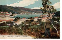 CP - CREUX SAINT GEORGES - PANORAMA - 66 - L. L. - Saint-Mandrier-sur-Mer