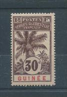 GUINEE  .N°40 *  T.B. - French Guinea (1892-1944)