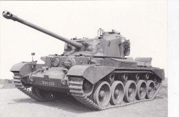 MILITARY - TANK POSTCARD - BRITISH COMET 1 . - Equipment