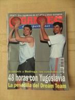 GIGANTES DEL SUPERBASKET, 557, 02-07-1996. YUGOSLAVIA. DANILOVIC, BODIROGA. - Revistas & Periódicos