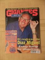 GIGANTES DEL SUPERBASKET, 563, 13-08-1996. ANTONIO DIAZ-MIGUEL - Revistas & Periódicos