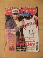 GIGANTES DEL SUPERBASKET, 565, 27-08-1996. CHARLES BARKLEY, HOUSTON ROCKETS. - Revistas & Periódicos
