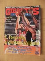 GIGANTES DEL SUPERBASKET, 567, 10-09-1996. XAVI FERNANDEZ. BARCELONA - Revistas & Periódicos