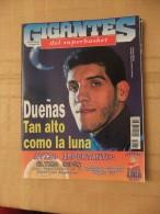 GIGANTES DEL SUPERBASKET, 571, 08-10-1996. ROBERTO DUEÑAS - Revistas & Periódicos